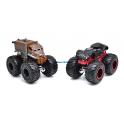 Darth Vader vs Chewbacca Monster Jam Hot Wheels