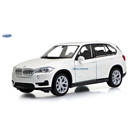 BMW X5 Welly bílá