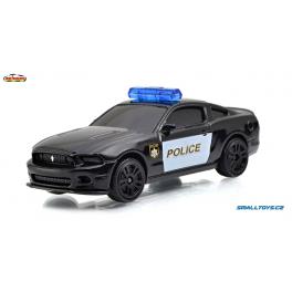 Ford Mustang 2019 Boss 302 Police Majorette