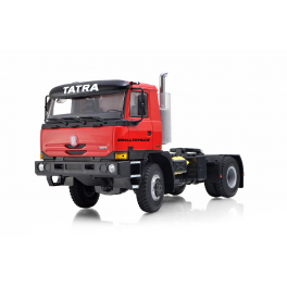 Tatra T815 4x4 tahač Kaden 1:43 červená