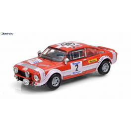 Škoda 200RS Barum Rallye 1974 No.2 Abrex 1:43