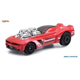 Rodger Dodger 2.0 Hot Wheels červená