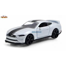 Ford Mustang 2019 GT Majorette bílá