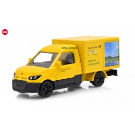 Streetscooter Deutsche Post Siku