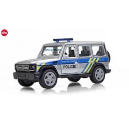 Mercedes Benz G65 AMG policejní Siku