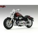 Harley Davidson 2009 Fat Bob 1:18 Maisto