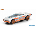 Muscle Speeder Hot Wheels Pearl And Chrome