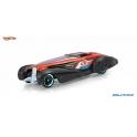 Cadillac Fleetwod Custom Hot Wheels Orange and Blue
