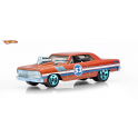 Chevrolet Chevelle SS 1964 Hot Wheels Orange and Blue