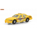 Ford Crown Victoria taxi Matchbox Moving Parts