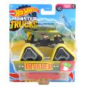 Invander Monster Jam Hot Wheels