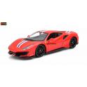 Ferrari 488 Pista Bburago 1:24