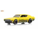 Nissan Skyline 2000 GT-R Hot Wheels