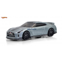 Nissan Skyline GT-R (R35) Hot Wheels šedá