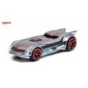 Batmobile The Batman Hot Wheels chrom