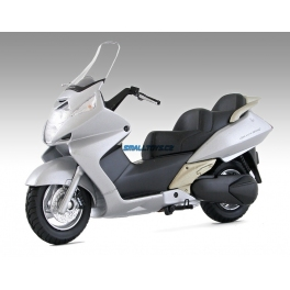 Honda Silver Wing Welly 1:18