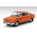 Škoda 110R Coupe Abrex 1:43 oranžová