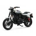 Harley Davidson 2011 XR1200X 1:18 Maisto bílá