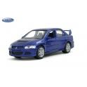 Mitsubishi Lancer EVO 7 Welly modrá