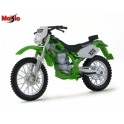 Kawasaki KLX 250 SR Maisto 1:18