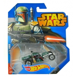 Hot Wheels Star Wars Boba Fett