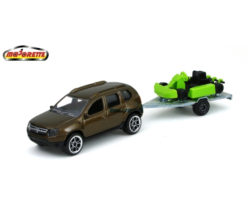 dacia duster s motok rou majorette smalltoys. Black Bedroom Furniture Sets. Home Design Ideas