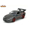 Porsche 911 GT3 Majorette šedá