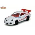 Porsche 911 GT3 Majorette bílá