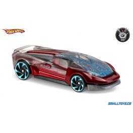 El Viento autíčko Hot Wheels