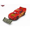 Blesk McQueen s radlicí Cars Mattel DVY16