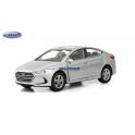 Hyundai Elantra Welly stříbrná
