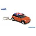 Mini Cooper přívěšek na klíče