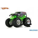Grave Digger Monster Jam Hot Wheels