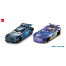 Jackson Storm a Danny Swervez Cars 3