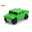 Humvee Hot Wheels 1:64 zelená