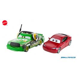 Chick Hicks a Natalia Certain Cars 3 Mattel DXW07