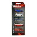 Majorette Street Cars 5 ks