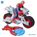 Spiderman na motorce Hasbro B9994