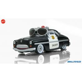 Sheriff autíčko Cars Road Trip