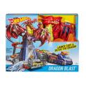 Hot Wheels Souboj s drakem Mattel DWL04