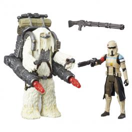 Scarif Stormtrooper Squad Leader a Moroff Hasbro B7261