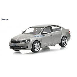 Škoda Octavia 2013 Abrex 1:43 šedá metalíza