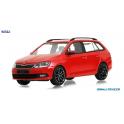 Škoda Fabia 3 combi Norev 1:43 červená