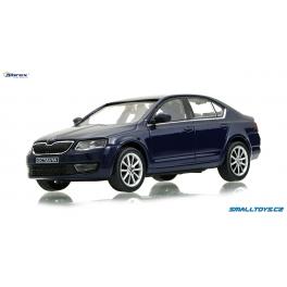 Škoda Octavia 2013 Abrex 1:43 tmavě modrá