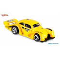 Volkswagen Kafer Racer Hot Wheels žlutá