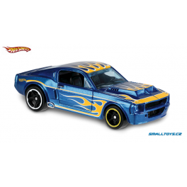 Ford Mustang 1967 Shelby GT-500 Hot Wheels