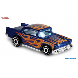Chevrolet 1957 Hot Wheels modrá