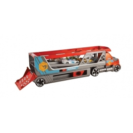 Blast Rig kamion Hot Wheels na převoz aut