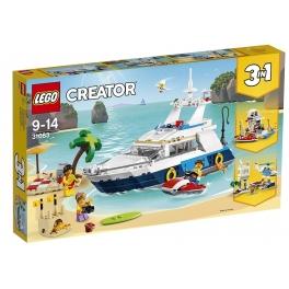 LEGO 31083 Creator Dobrodružná plavba
