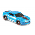 Chevrolet Camaro 2018 SS Hot Wheels modrá